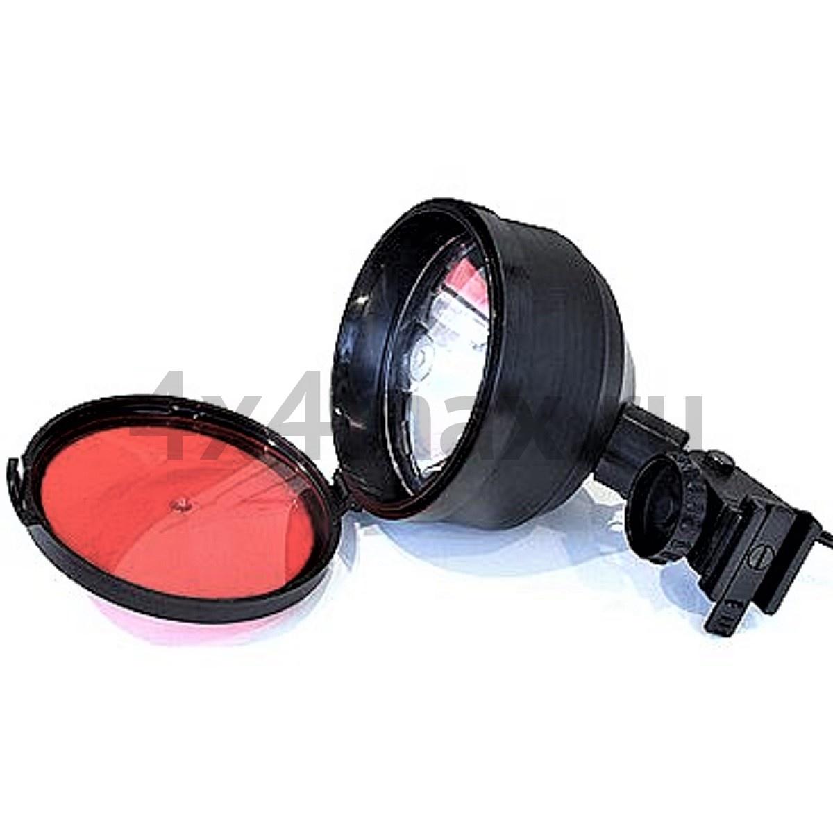 Как сделать светофильтр на фонарь