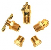 Комплект фурнитуры для ресивера VIAIR Tank Port Fiting Kit