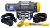Лебедка для квадроциклов Superwinch Terra 25 трос стальной