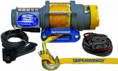 Лебедка для квадроциклов Superwinch Terra 35SR трос Dyneema SK-75