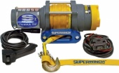 Лебедка для квадроциклов Superwinch Terra 25 SR 12В трос синтетический Dyneema SK-75