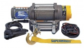 Лебедка для квадроциклов Superwinch Terra 45 12В трос стальной