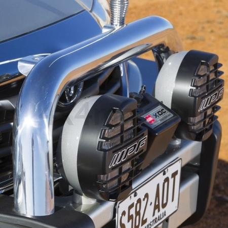 Центральная дуга переднего бампера ARB Sahara для Toyota Land Cruiser Prado  90 96-00
